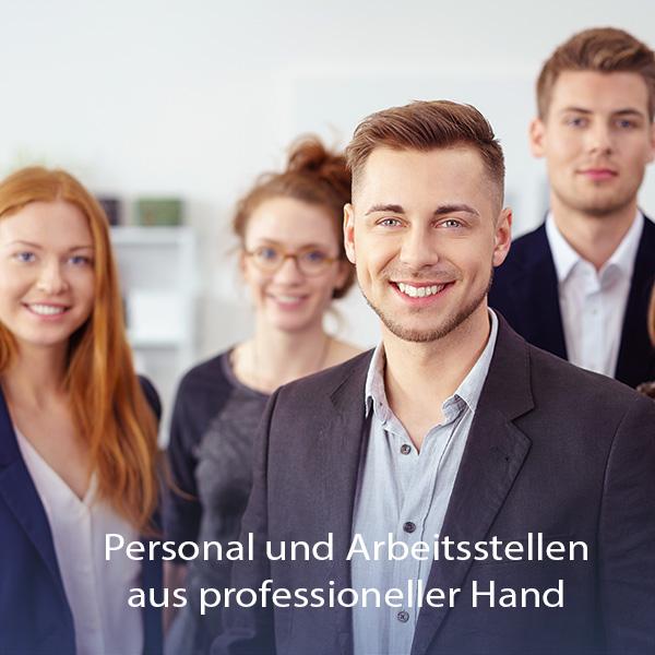 Personal und Arbeitsstellen